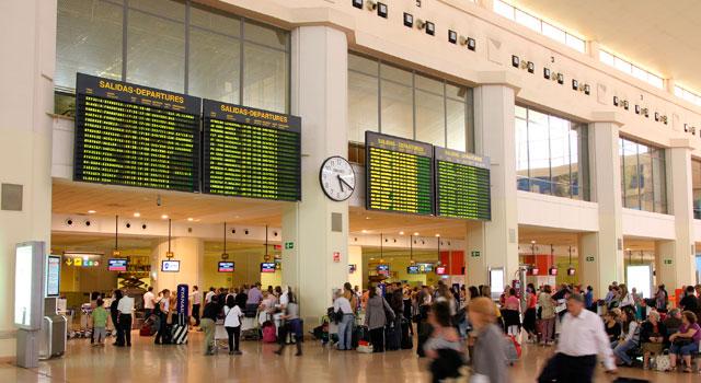 aeropuerto Málaga
