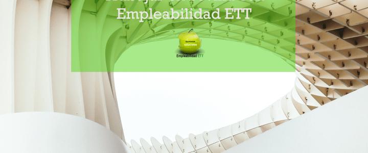 Trabajar en Sevilla con Empleabilidad ETT